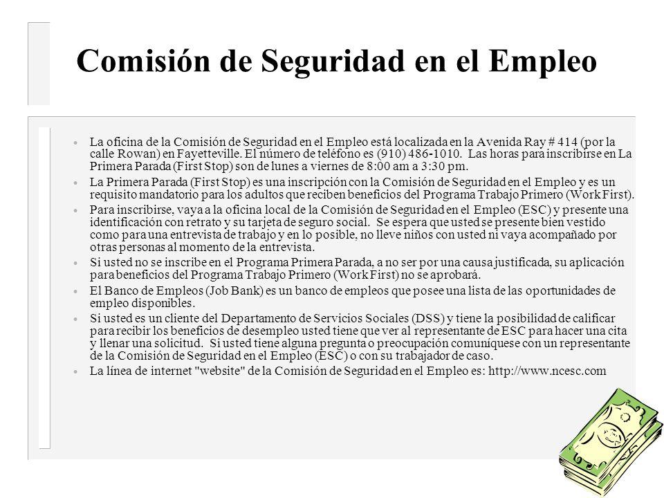 Requisitos del Programa Trabajo Primero El Programa Trabajo Primero requiere que usted (adultos de 18 años o más) participe un mínimo de 35 horas a la