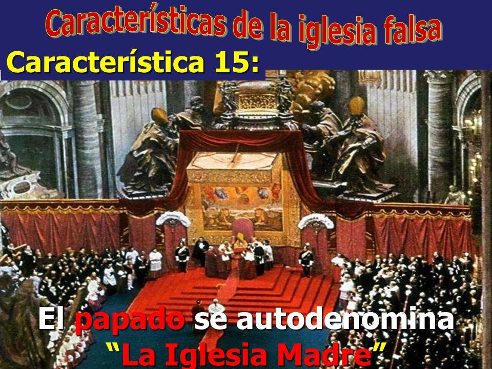 ¿La herida mortal que recibió el papado en 1798 se está sanando hoy? Apocalipsis 13:3 Característica 14: