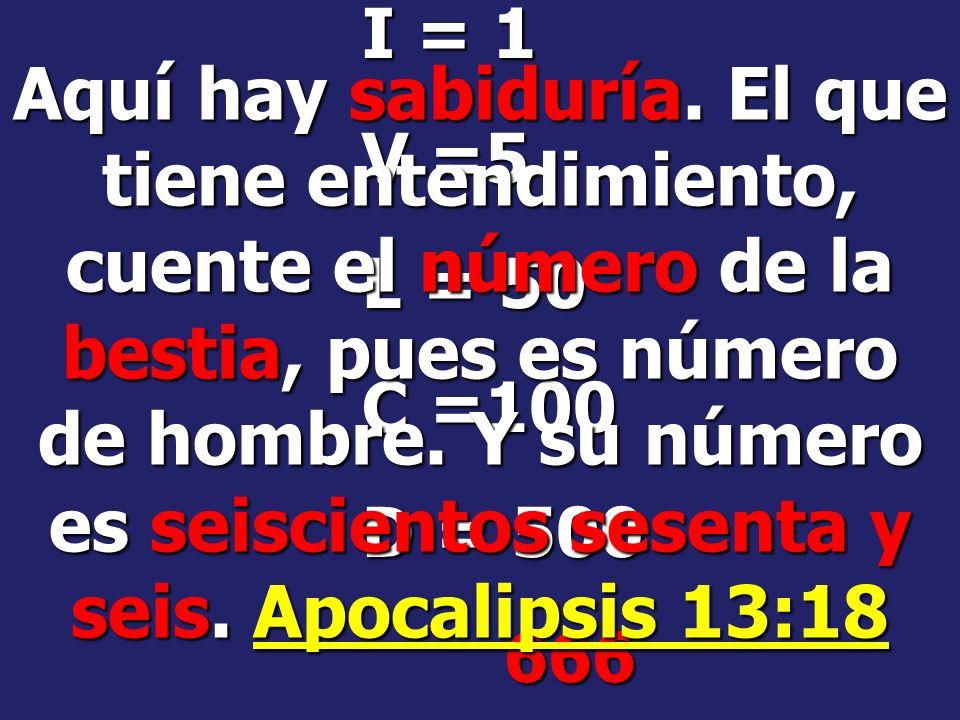 Y que ninguno pudiese comprar ni vender, sino el que tuviese la marca o el nombre de la bestia, o el número de su nombre. Apocalipsis 13:17 El papa ti
