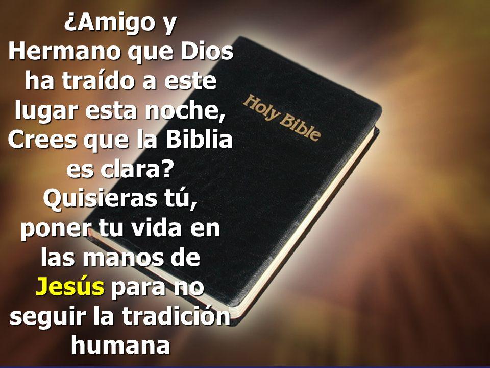 Dios quiere que demos la alarma al mundo, para que huyan de la influencia del anticristo. anticristo. Dios está llamando a salir de Babilonia, de la c