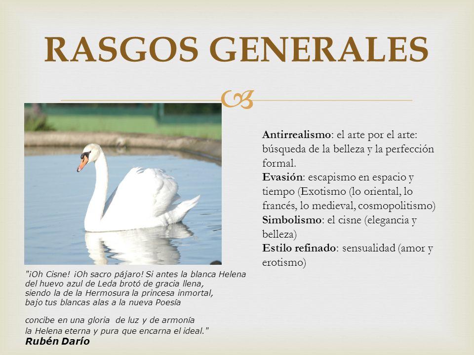 RASGOS GENERALES