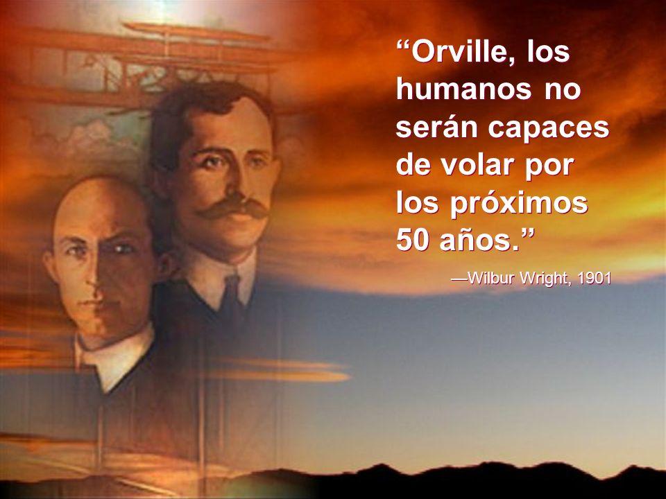 Orville, los humanos no serán capaces de volar por los próximos 50 años.
