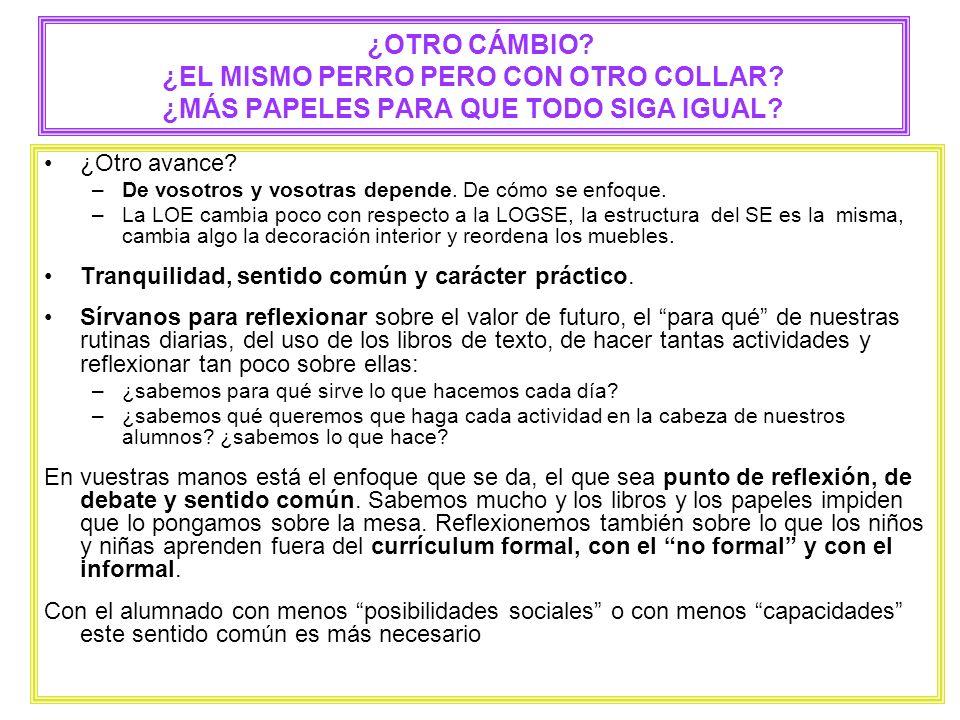 1.¿CÓMO HA SURGIDO EL TEMA DE LAS COMPETENCIAS CLAVE/BÁSICAS.