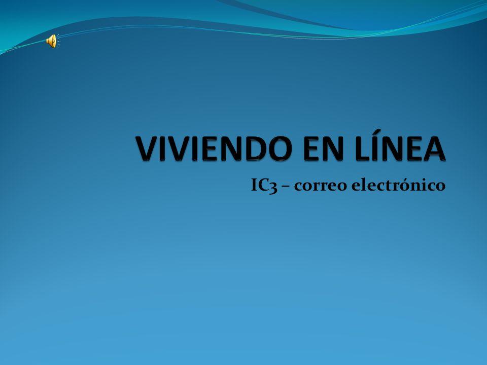 IC3 – correo electrónico