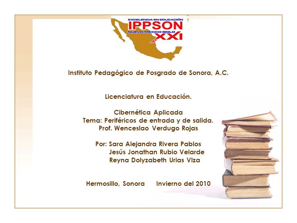 Instituto Pedagógico de Posgrado de Sonora, A.C.Licenciatura en Educación.
