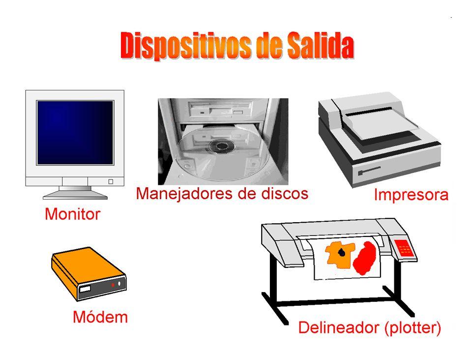 Impresora: Es un dispositivo que permite producir una copia permanente de textos o gráficos.