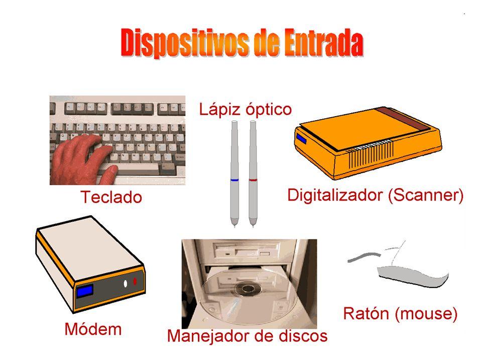 Teclado: Conjunto de botones o teclas que actúan como palancas mecánicas o interruptores electrónicos que envían información a la computadora.