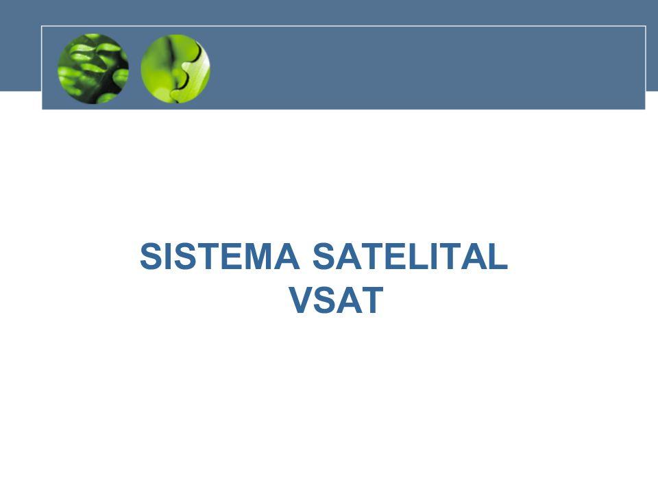 Es un sistema a través del cual se brinda los servicios de datos y video a estaciones remotas por medio de antenas parabólicas y el satélite.