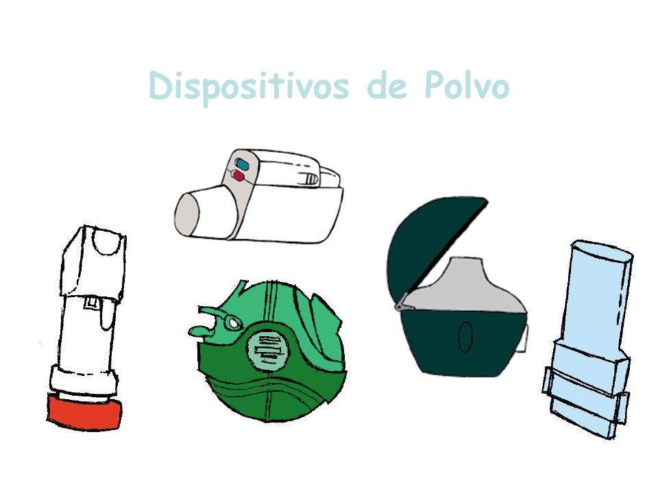 Dispositivos de Polvo
