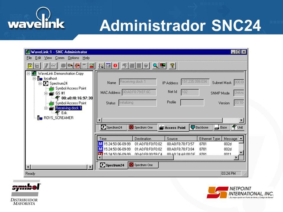 Control de Acceso Mientras se beneficia de los Sistemas Abiertos (802.11), usted tambien necesita controlar el acceso. Las Redes Inalámbricas pueden s