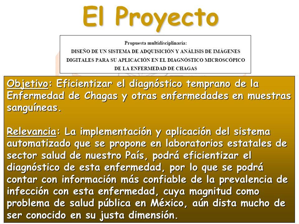 Objetivo: Eficientizar el diagnóstico temprano de la Enfermedad de Chagas y otras enfermedades en muestras sanguíneas. Relevancia: La implementación y