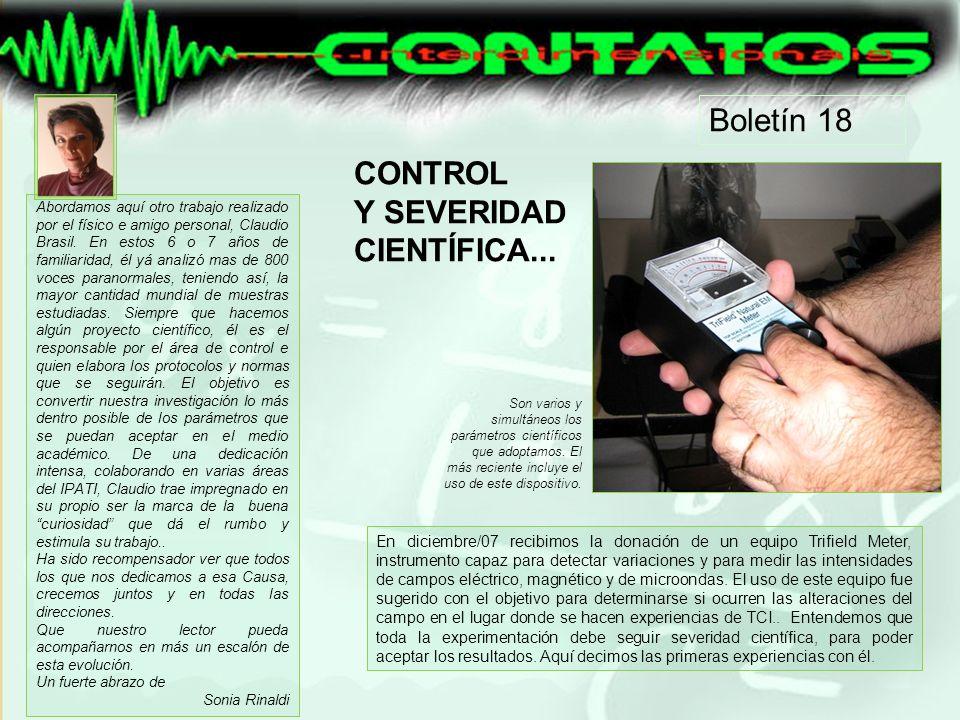 Abordamos aquí otro trabajo realizado por el físico e amigo personal, Claudio Brasil.