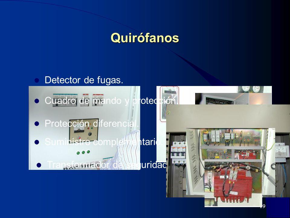 20 Quirófanos Suelo antielectrostático Libro de mantenimiento.
