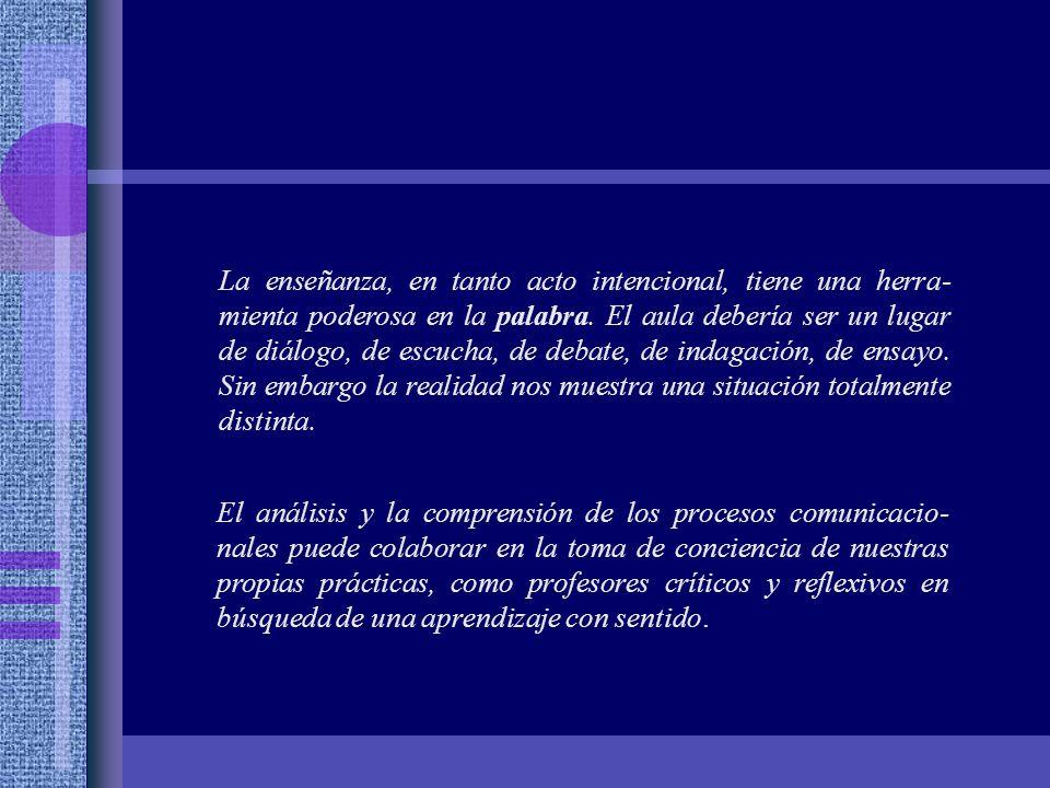 Características propias del dispositivo escolar y del oficio de ser alumno
