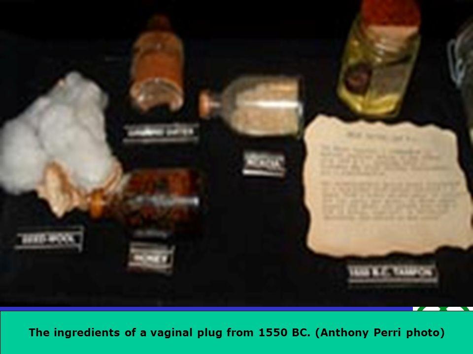 Unidad de Fertilidad San Isidro – Edgardo D. Rolla – Director Asociado I ts those boiled beaver testicles, that The ingredients of a vaginal plug from
