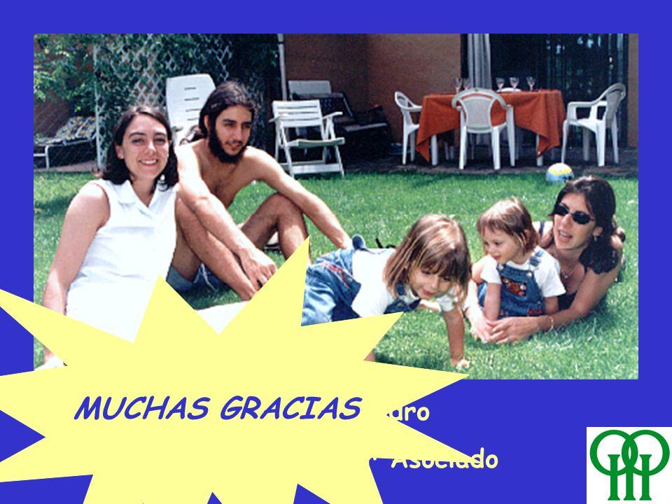 Unidad de Fertilidad San Isidro Edgardo D. Rolla – Director Asociado MUCHAS GRACIAS