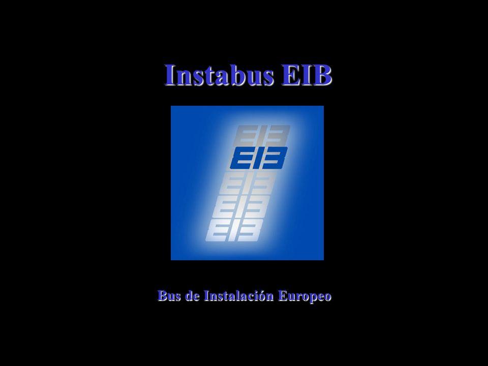 Instabus EIB Bus de Instalación Europeo