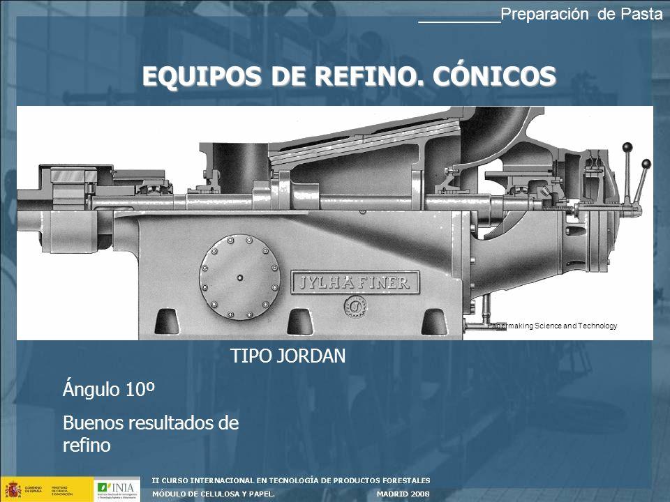 EQUIPOS DE REFINO.