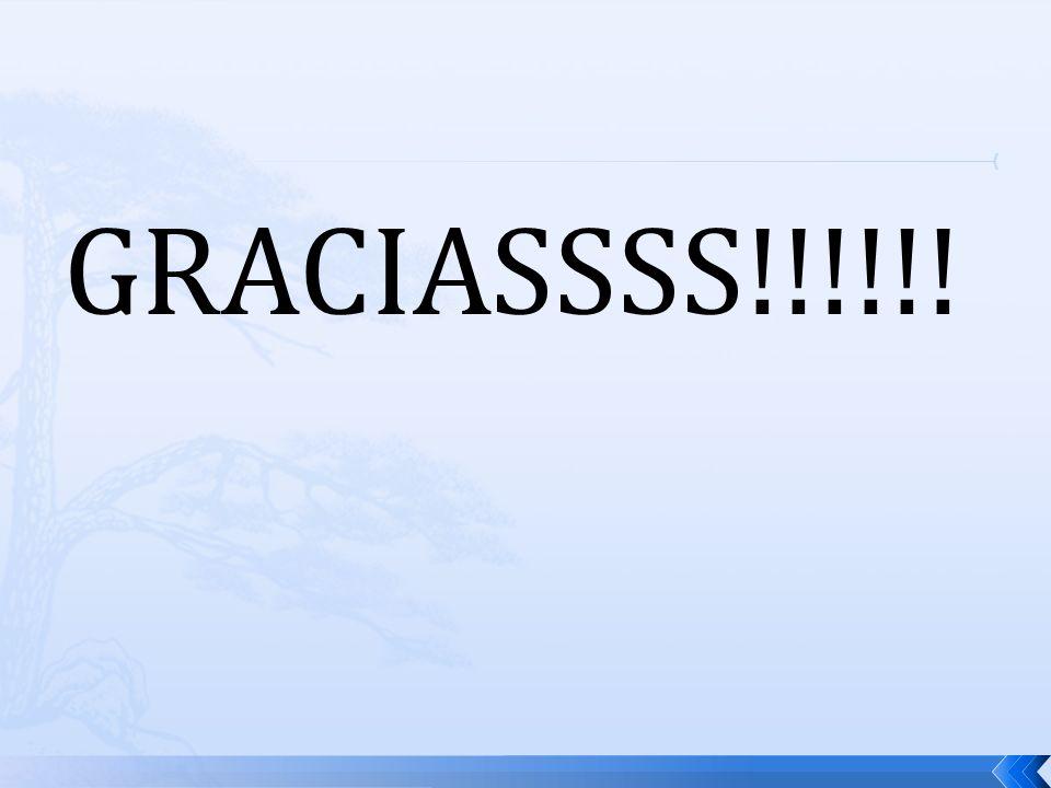 GRACIASSSS!!!!!!