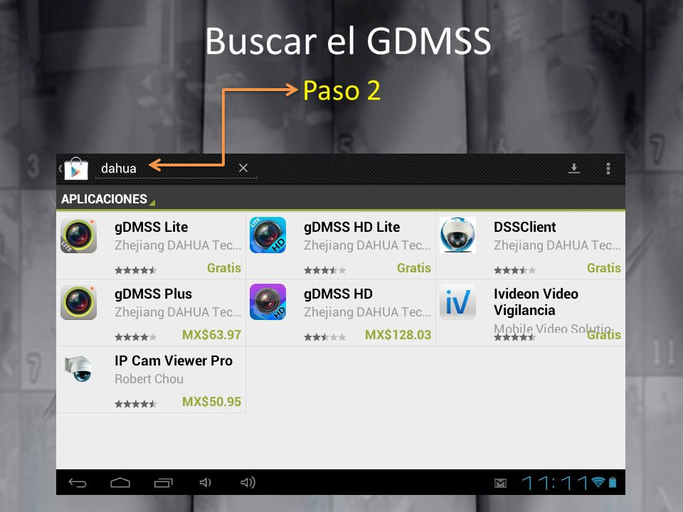Agregar un dispositivo en la aplicación GDMSS Paso 14 Max.