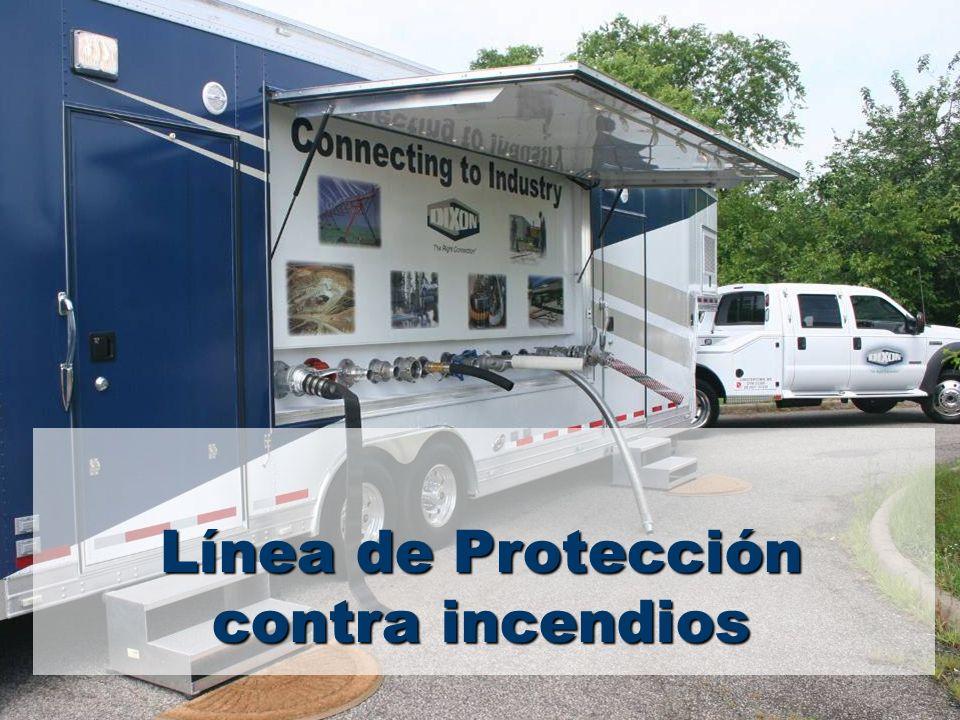 Línea de Protección contra incendios