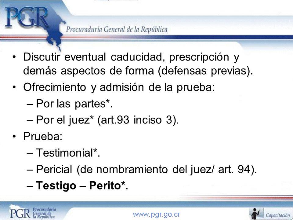 Juicio Oral y Público (arts.
