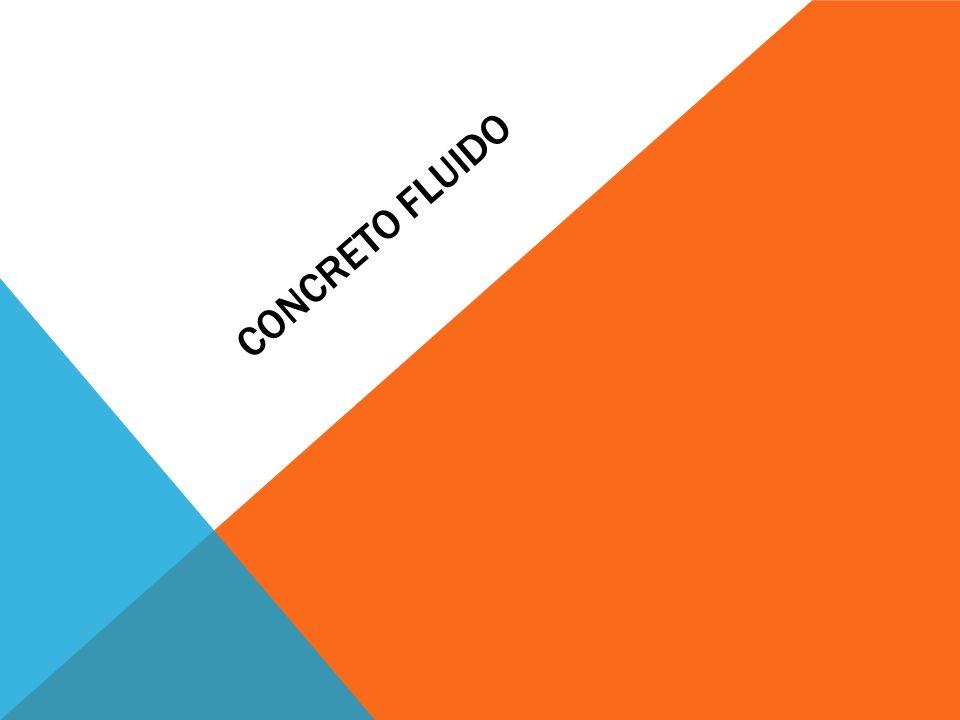 Las mezclas de concreto fluido se consideran inconvenientes cuando dicha fluidez se obtiene como resultado de utilizar un mayor contenido de agua, pues ello acarrea invariablemente efectos negativos al concreto.