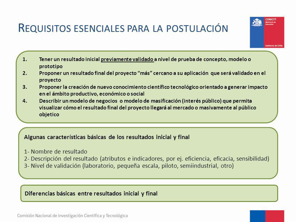 T IPOS DE PROYECTOS Precompetitivo Investigación científica tecnológica.