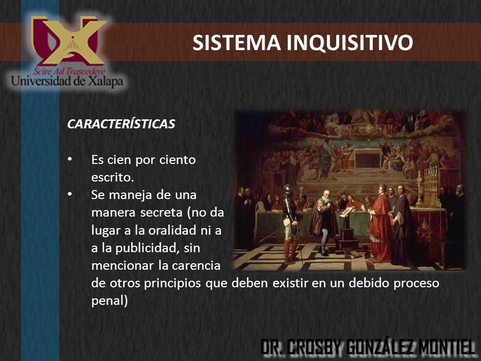 SISTEMA ACUSATORIO ARTÍCULO 16.