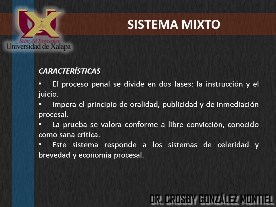 SISTEMA ACUSATORIO ARTÍCULO 17.