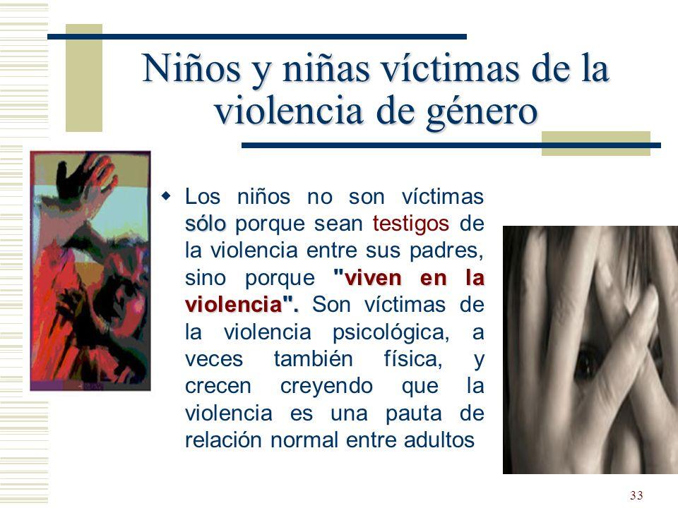 33 sólo viven en la violencia