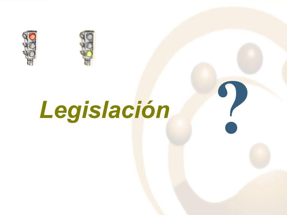Legislación ?