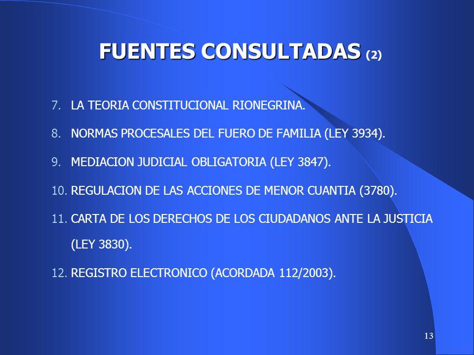12 1.LA LEY DE ENJUICIAMIENTO CIVIL ESPAÑOLA DE 2000.