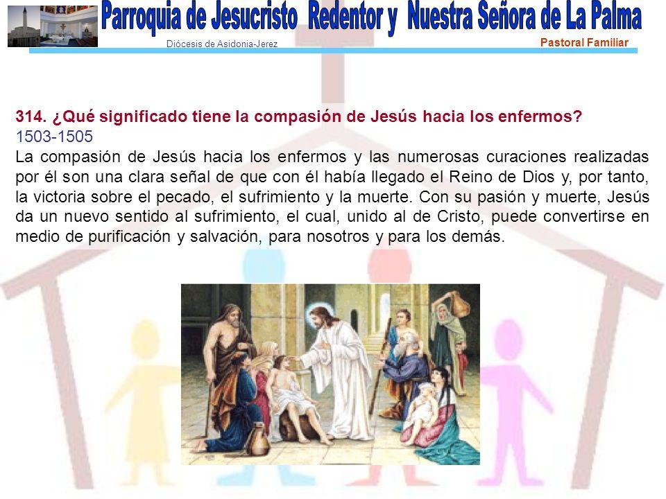 Diócesis de Asidonia-Jerez Pastoral Familiar 314.