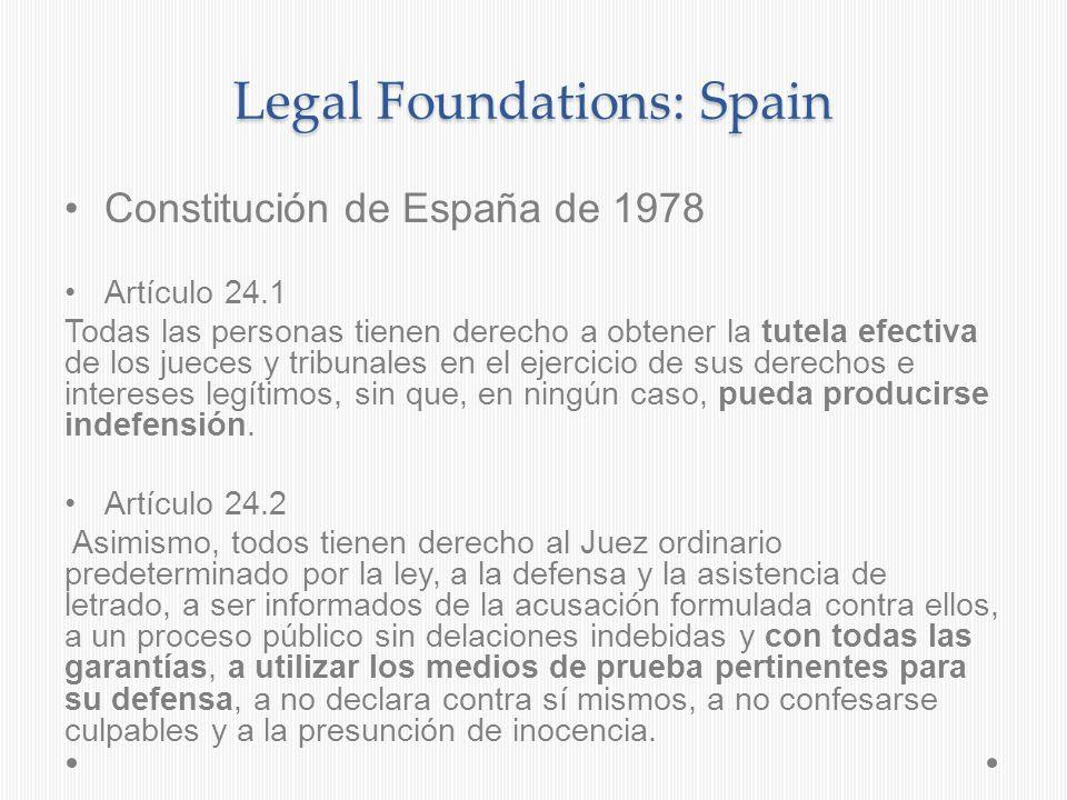 Ley de Enjuiciamiento Criminal Artículo 441 (1882, actualizado 2011) 441: El intérprete será elegido entre los que tengan títulos de tales, si los hubiere en el pueblo.