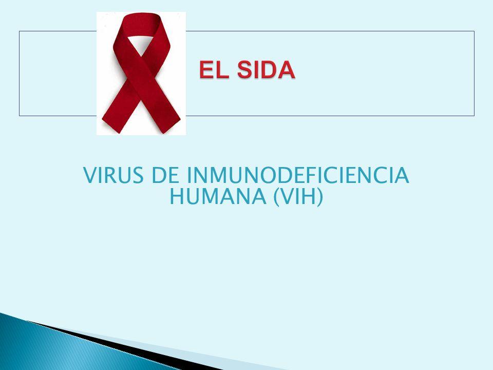 VIRUS DE INMUNODEFICIENCIA HUMANA (VIH)
