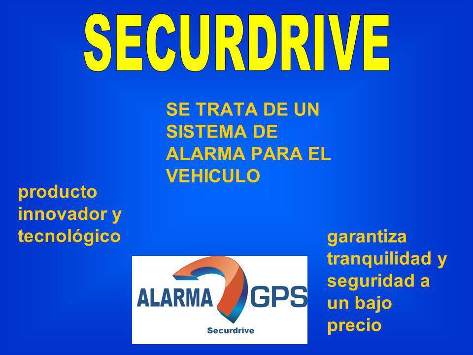 Nombre y Logotipo: combina la seguridad con la conducción