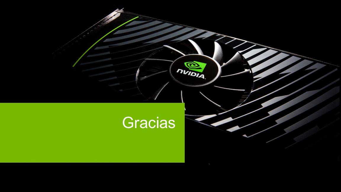 NVIDIA Confidential Gracias