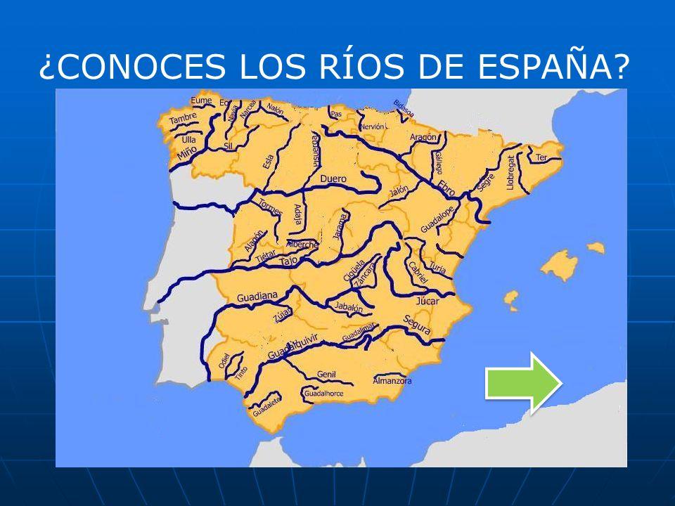 VAMOS A SITUAR LOS RÍOS DE ESPAÑA DONDE CORRESPONDE PON MUCHA ATENCIÓN Y APRENDERÁS