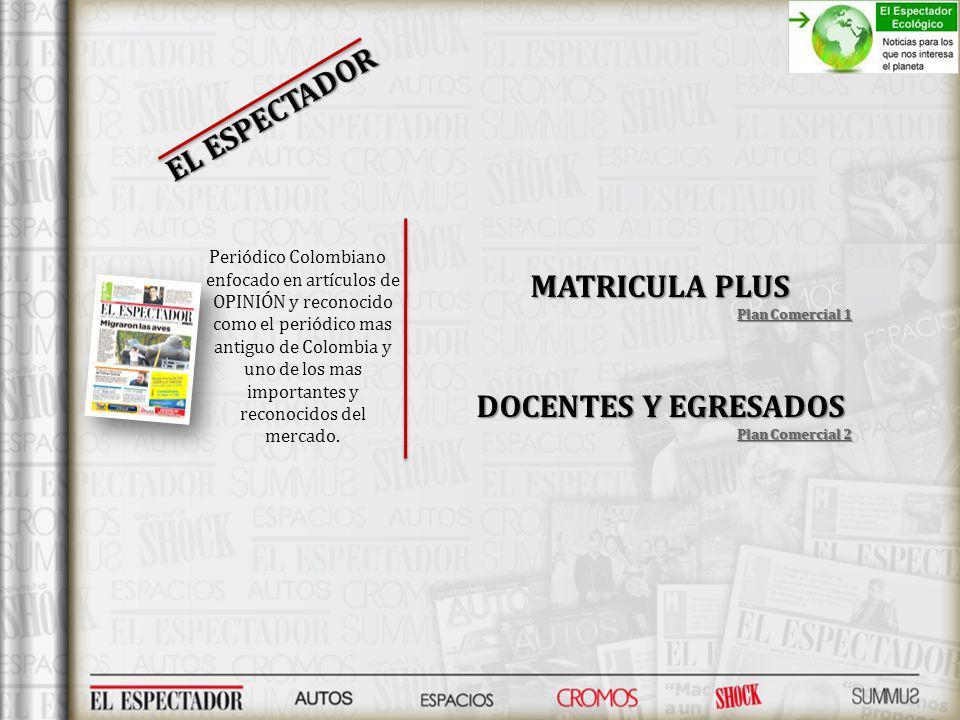 Periódico Colombiano enfocado en artículos de OPINIÓN y reconocido como el periódico mas antiguo de Colombia y uno de los mas importantes y reconocidos del mercado.