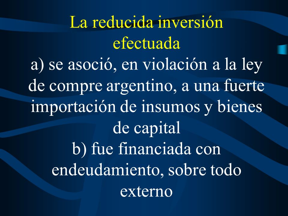 Incumplimientos en la obligación de transferir a las tarifas las reducciones impositivas.