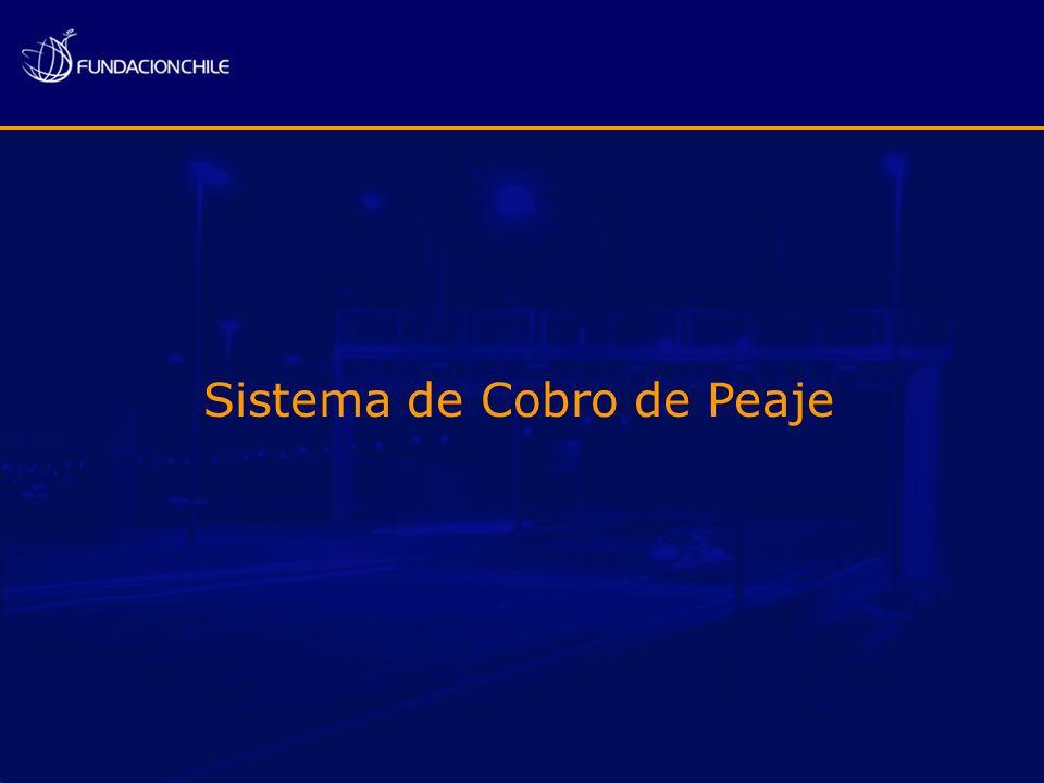 Pasada de Vehículo Detección y Clasificación de Vehículos 8- Revisión de Patentes con Pase Diario 9- Consolidación y Envío al Centro de Operaciones de Datos de la Transacción, Pasada de Vehículo, (Imágenes y Datos de Patente)