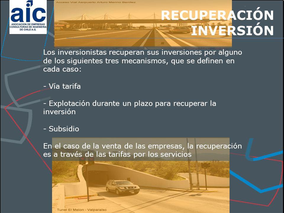 CONCESIONES INFRAESTUCTURA VIAL: se abordaron proyectos interregionales y urbanos.