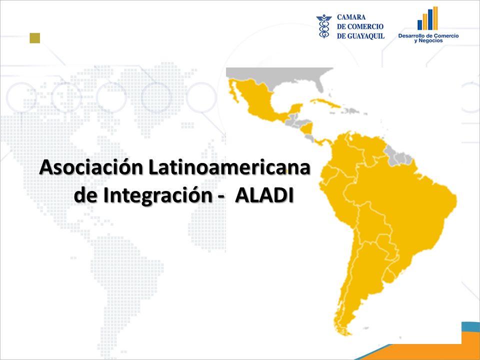 Asociación Latinoamericana de Integración - ALADI