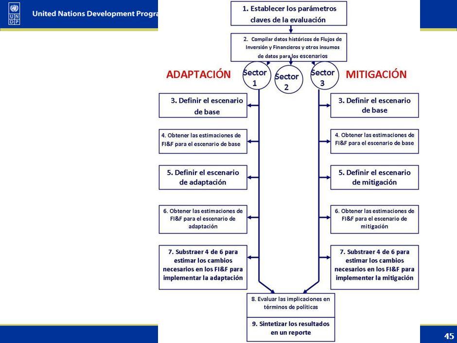 46 PLAN DE ACCIÓN DE BALI PILAR FUNDAMENTAL FINANCIAMIENTO Hernán Carlino, Argentina