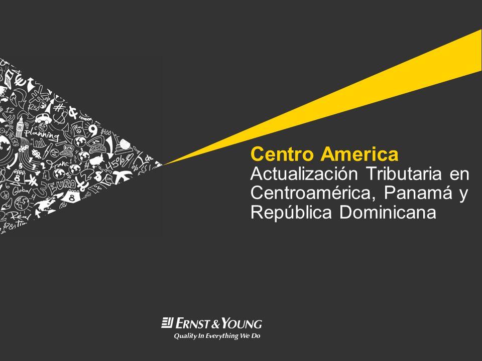 Centro America Actualización Tributaria en Centroamérica, Panamá y República Dominicana