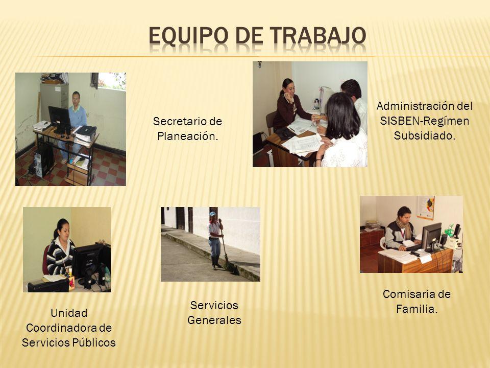 Secretaría General Secretario de Bienestar Social Secretaria Auxiliar Secretario de Hacienda/ Tesorería Auxiliares
