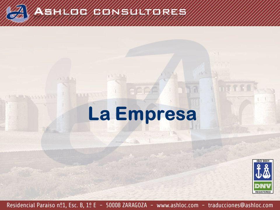 Ashloc Traducciones es una empresa aragonesa con más de 16 años de experiencia en el sector de la traducción e interpretación.