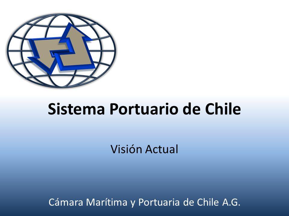 Sistema Portuario de Chile Visión Actual Cámara Marítima y Portuaria de Chile A.G.
