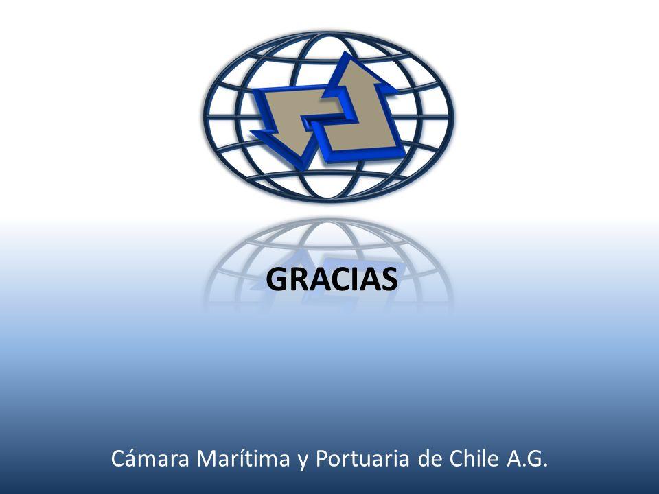 GRACIAS Cámara Marítima y Portuaria de Chile A.G.